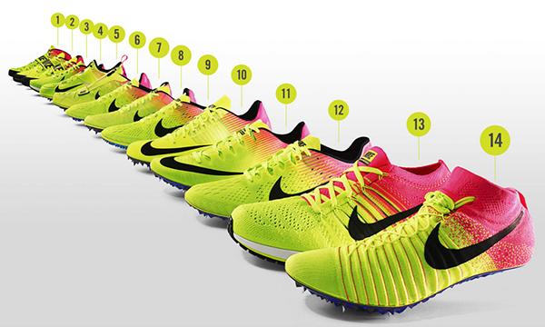 Zapatillas de las Olimpiadas de Rio 2016